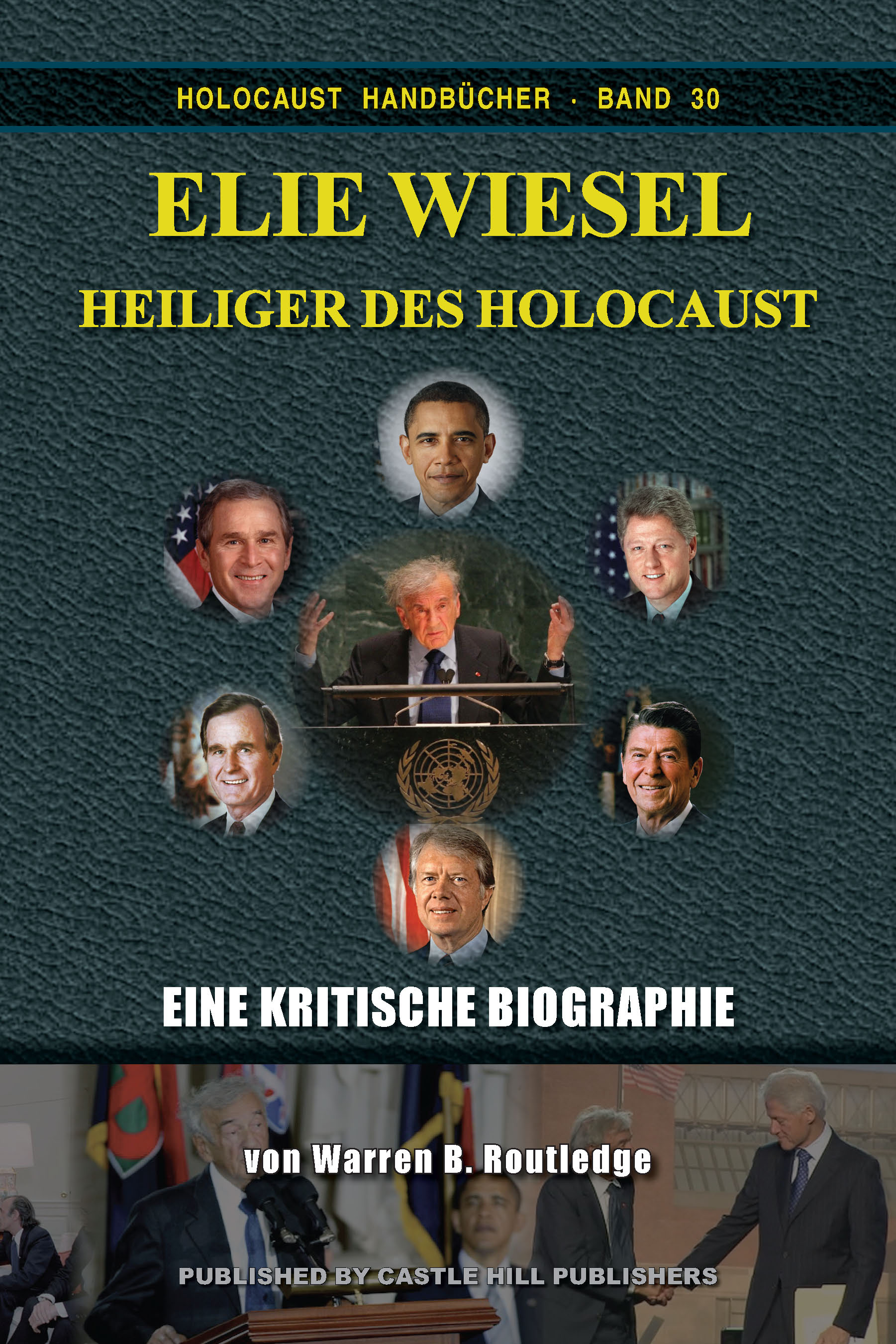 Holocaust-Handbücher: Warren B. Routledge: \'Hohepriester des Holocaust\'